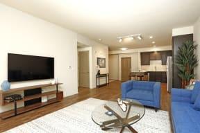 Living Room l Metro 510 in Riverside Ca