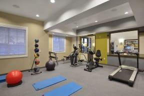 OLIVERA SENIOR APTS | Fitness