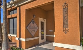 Lobby Entry at The Colony Apartments, Casa Grande, AZ