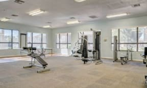 Health and Fitness Center at The Colony Apartments, 351 N Peart Rd, Casa Grande, AZ
