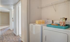 In-Home Washer and Dryer at The Colony Apartments, AZ, 85122