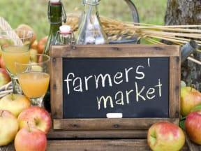 Farmers Market  l Eaton Village Apartments in Chico CA