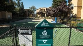 Pet Area l Oak Brook Apartments in Rancho Cordova CA