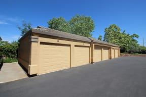 Garages l Oak Brook Apartments in Rancho Cordova CA
