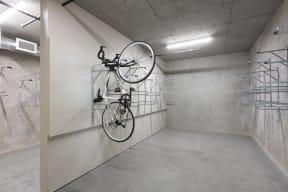 Apartments in Oakland, CA - 777 Broadway Bike Storage
