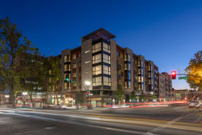 Exterior Building  Luxury Apartments For Rent in Oakland - 777 Broadway Exterior