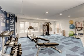 Pet-Friendly Apartments For Rent in Annapolis- Bayshore Landing Fitness Center