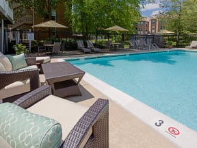 Apartments in Annapolis, MD - Bayshore Landing Pool