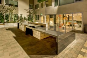 Amenities-Barbecue Grills