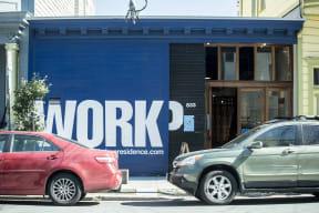 Neighborhood-Workshop Residence