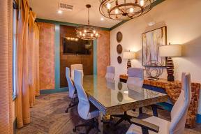 Large conference room at Windsor at Pinehurst, Colorado, 80235