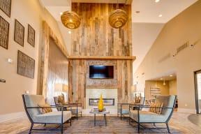 Grand lobby at Windsor at Pinehurst, CO, 80235