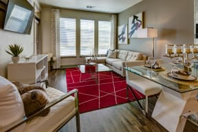 Well-lighted room at Windsor at Pinehurst, 3950 S Wadsworth Blvd, 80235