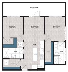 Floor Plan B7