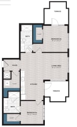 Floor Plan B32
