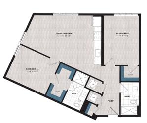 Floor Plan B12