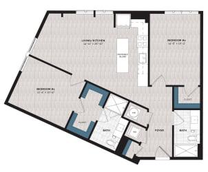 Floor Plan B30
