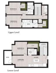 Floor Plan D8-L