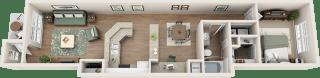 Sarasota Floor Plan