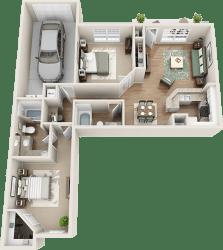 Vero Floorplan