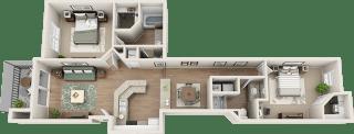 Venice Floor Plan