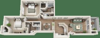Nokomis Floor Plan