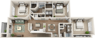 Boca Grande Floor Plan