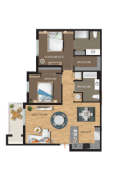 Floor Plan Canopy