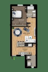 Floor Plan Giorgia
