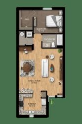 Floor Plan Martina
