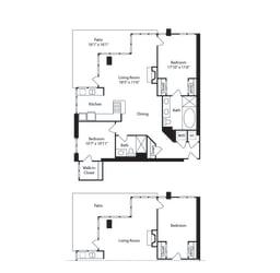 Floor Plan Sacramento