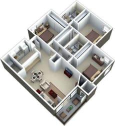 Floor Plan The Morrison