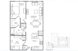 Floor Plan A5A