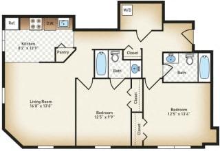 Floor Plan The Mount Royal