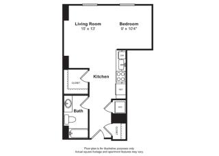Floorplanat Cirrus, WA 98121