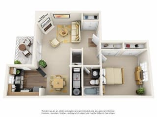 Floor Plan Aspen
