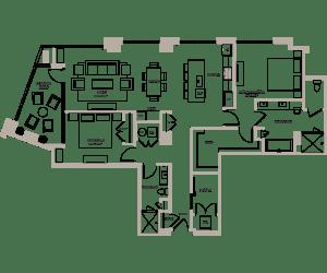 Floor Plan Cypress II