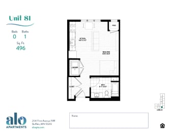 Floor Plan Fadden