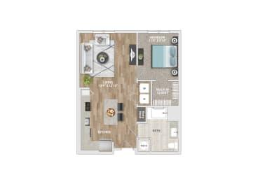 The Madeline Floor Plan at Delamarre at Celebration, Celebration, FL, 34747