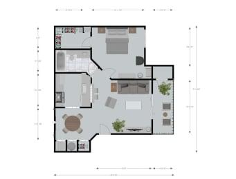 Amsterdam Floor Plan