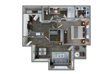 Floor Plan at Vista Grove, Mesa, AZ