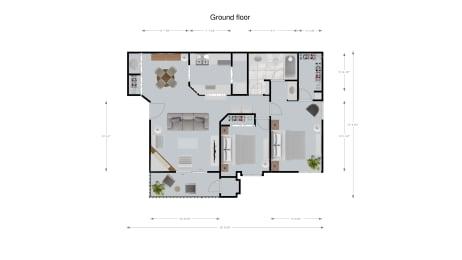 Brussels Floor Plan