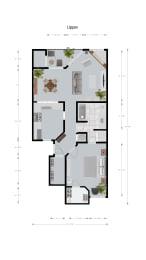 Kensington Floor Plan