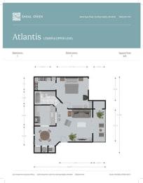 Floor Plan Atlantis
