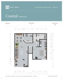 Floor Plan Coastal