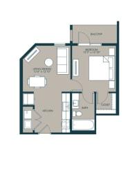 Floor Plan The Autry