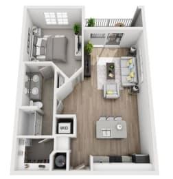 A2 Floor Plan at Inspira, Florida, 34113