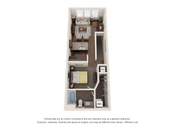The Ainsley Floor Plan