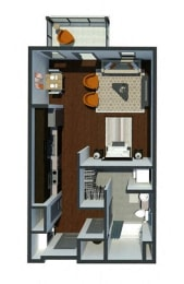 Luxury Nashville Apartments for Rent