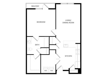 Floor Plan Yellowstone